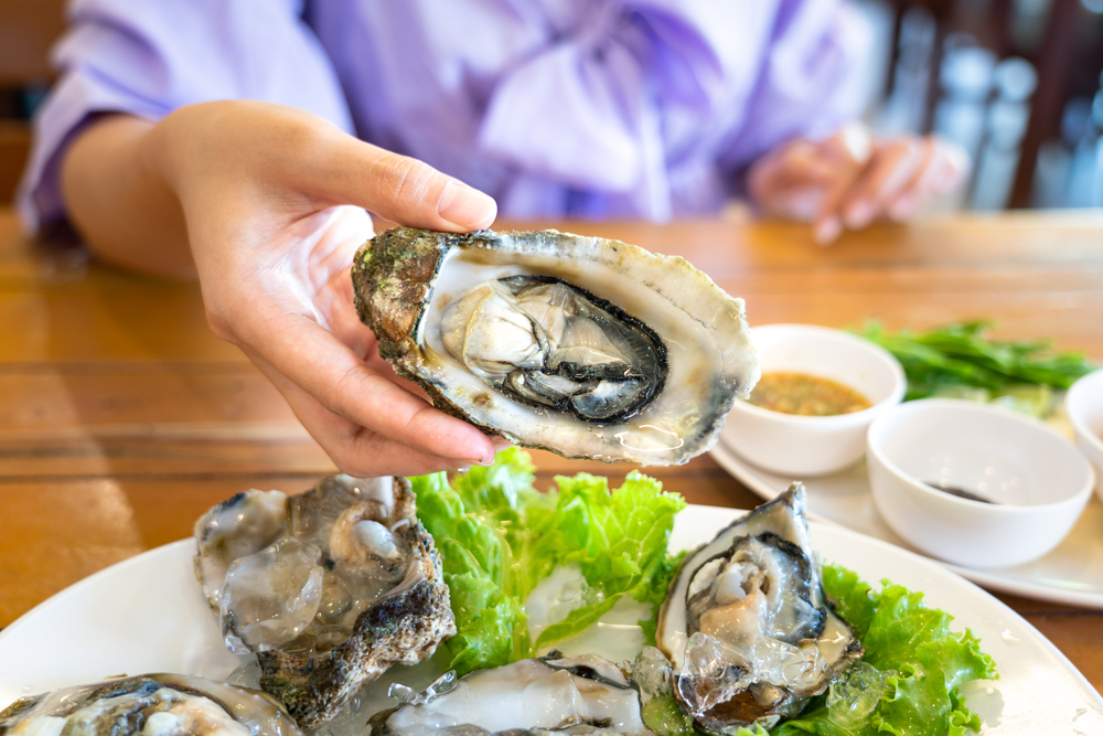 How Many Calories In Oysters