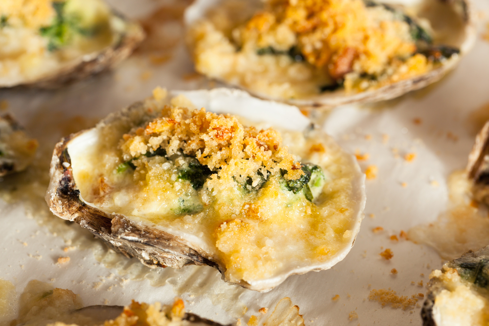What Is Oysters Rockefeller